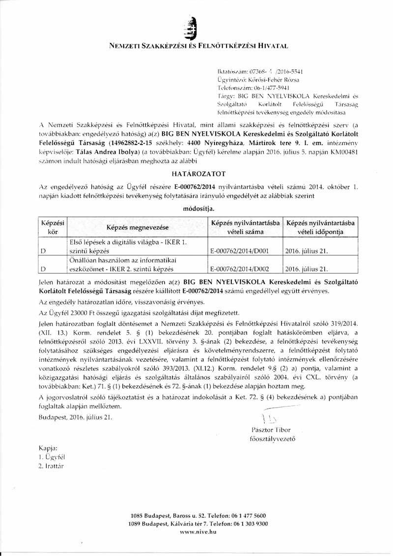 D_INFORMATIKA_ENGEDELY_Felnottkepzesi_tev_nyilv_vetele